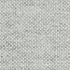 HAY - About a Chair 20 Armlehndrehstuhl gepolstert - grau/hellgrau/Stoff Hallingdal 110/Gestell aluminium poliert/mit Spiegelpolster