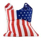 Sitting Bull - Fashion Bag - Stars & Stripes/wasserabweisend