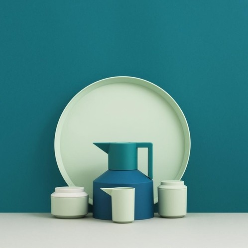 Normann Copenhagen - Geo Thermoskanne