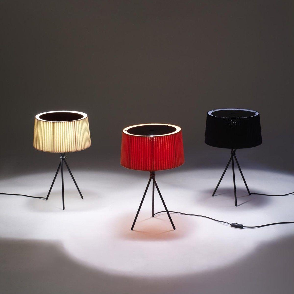 tripode g6 table lamp | santa + cole | ambientedirect
