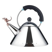 Alessi - Tea Rex Kettle with Magnetic Base