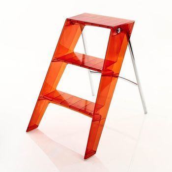 Upper Step Ladder Kartell Ambientedirect Com