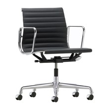 Vitra - EA 117 Alu Chair Chromed Base