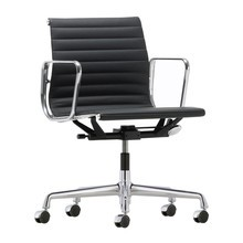 Vitra - EA 117 Alu Chair Chromed Base