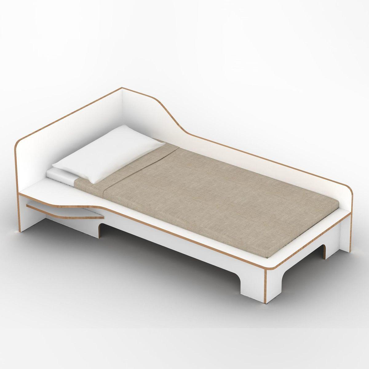Bett ohne lattenrost welche matratze bett ohne lattenrost for Bett ohne lattenrost