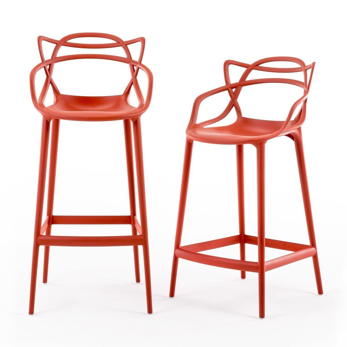 masters tabouret de bar 109cm kartell. Black Bedroom Furniture Sets. Home Design Ideas