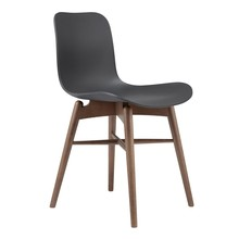 NORR 11 - Langue Original Chair Smoked Beech Base