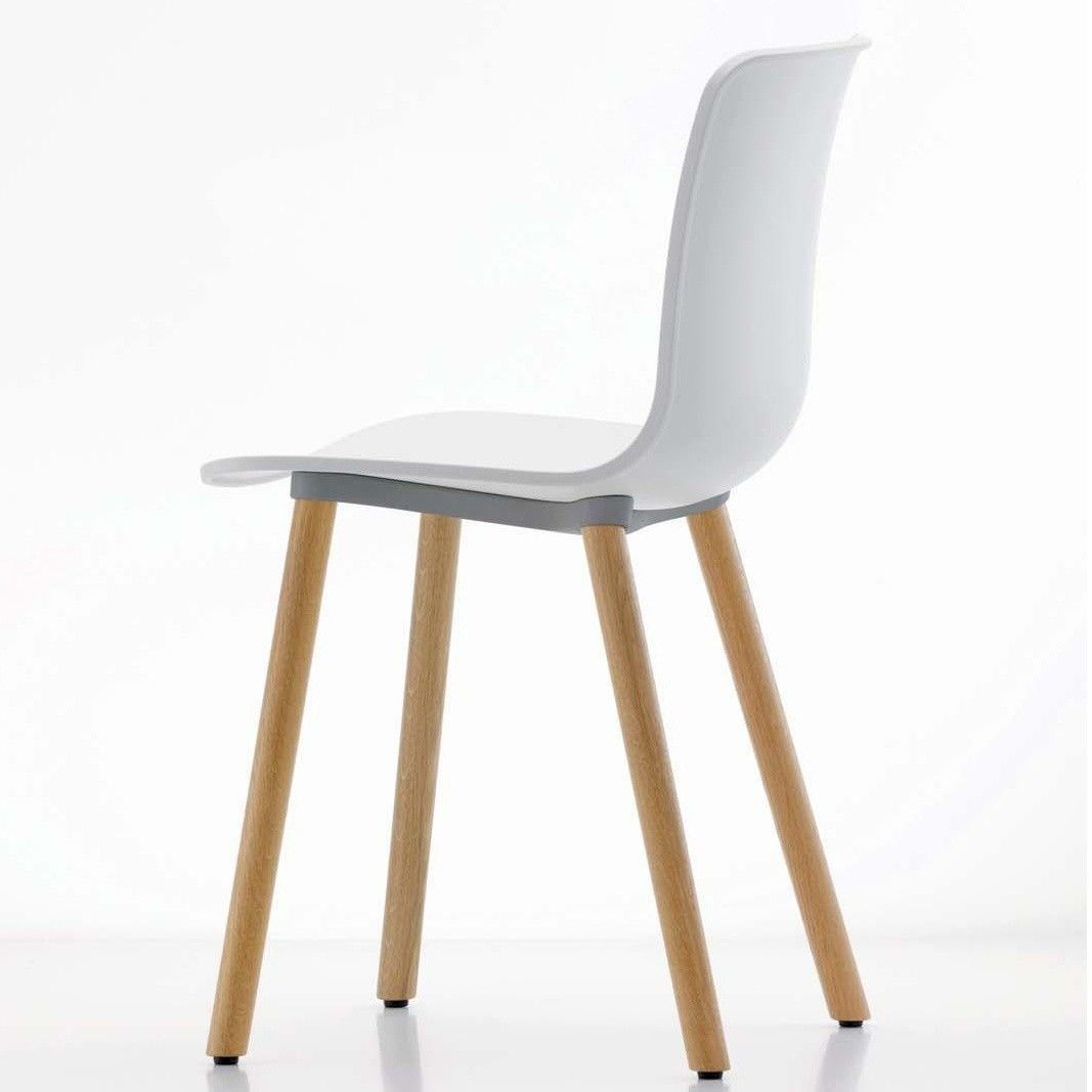 Hal wood chair vitra - Chaise panton blanche ...