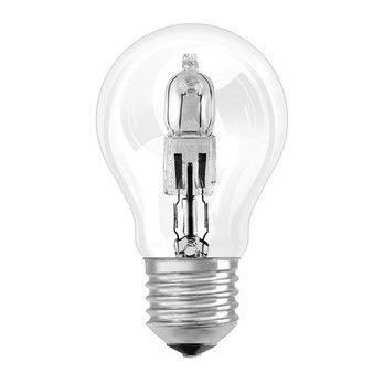 QualityLight - HALO ECO E27 Birne 57W ES - klar/Glas/915lm/dimmbar