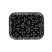 Vitra - Classic Tray Dot Pattern Dark Tablett