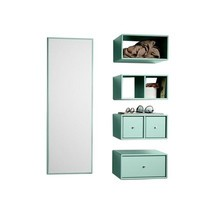 Montana - Montana GT Wall Mirror and wall console