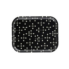 Vitra - Classic Tray Dot Pattern Dark - Dienblad