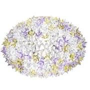 Kartell - Bloom Kugel C1 Decken-Wandleuchte