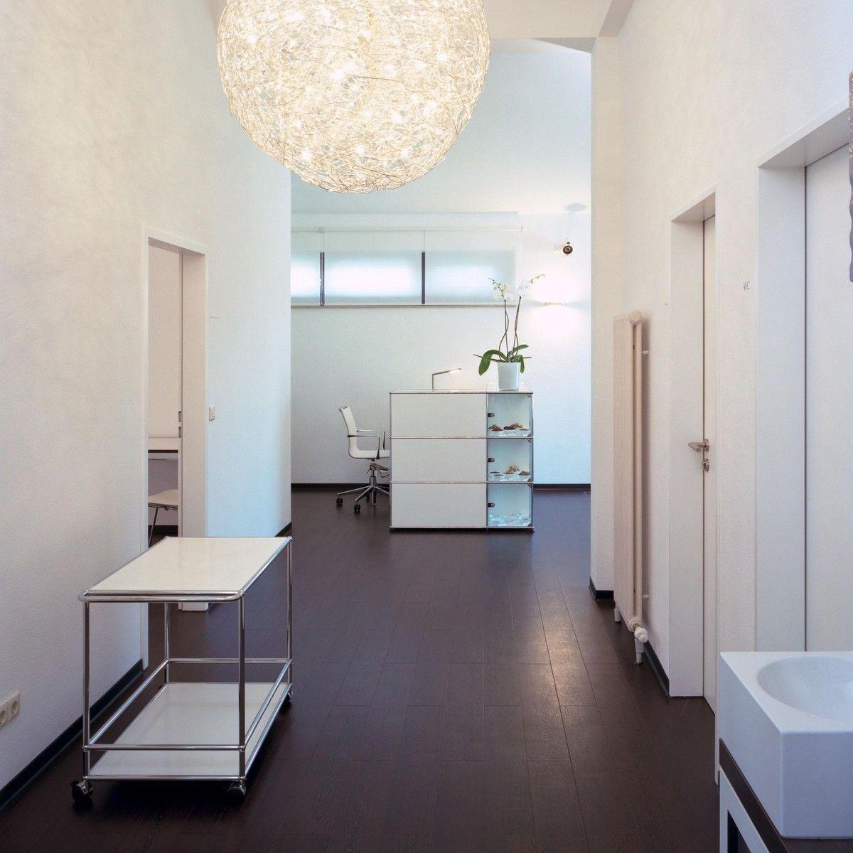 usm servierwagen usm haller. Black Bedroom Furniture Sets. Home Design Ideas