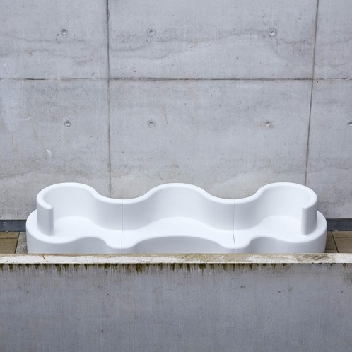 VerPan - Cloverleaf In/Outdoor Sofa Mittelelement