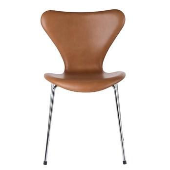 Fritz Hansen - Serie 7™ Stuhl Leder vollgepolstert