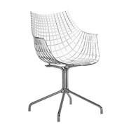 Driade - Meridiana Armchair With Cross Frame