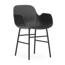 Normann Copenhagen - Form Armchair frame lacquered
