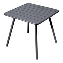 Fermob - Luxembourg Gartentisch mit 4 Füßen 80x80x74cm