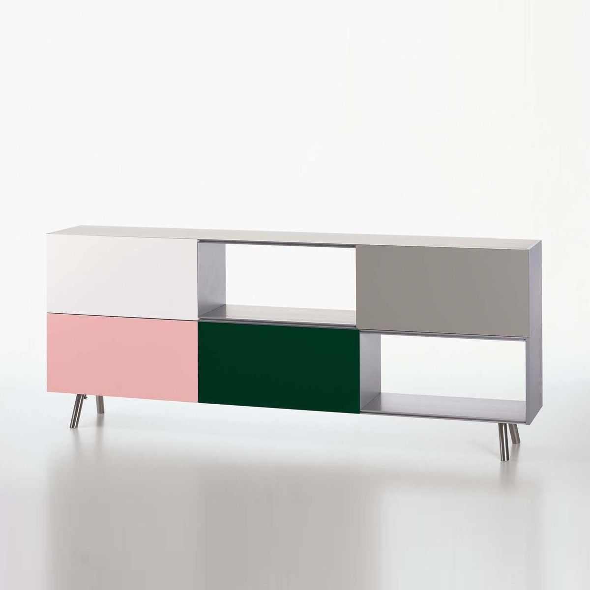 Vitra kast 2 oh sideboard vitra for Sideboard vitra