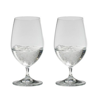 Riedel - Vinum Gourmet Glas 2er Set - transparent/H 15,6cm, 370ccm
