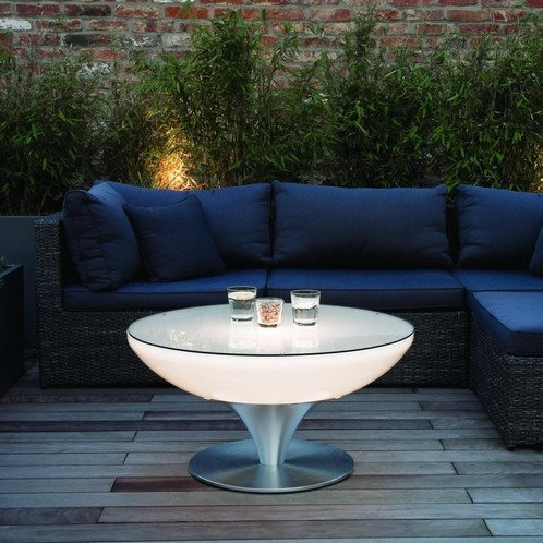 Moree - Lounge Table 45 Outdoor Beistelltisch