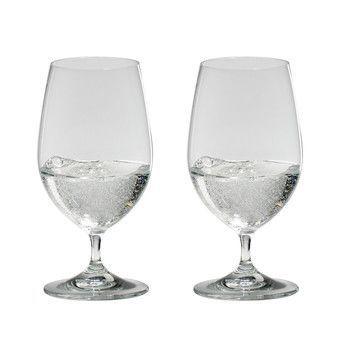 - Vinum Gourmet Glas 2er Set -
