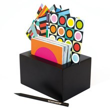 Remember - NoteBox Paper Note Box