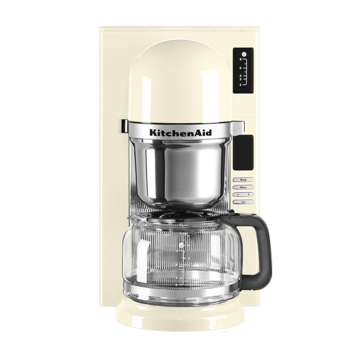 Kitchenaid 5kcm0802 Pour Over Coffee Brewer Creme 2 8 Cups