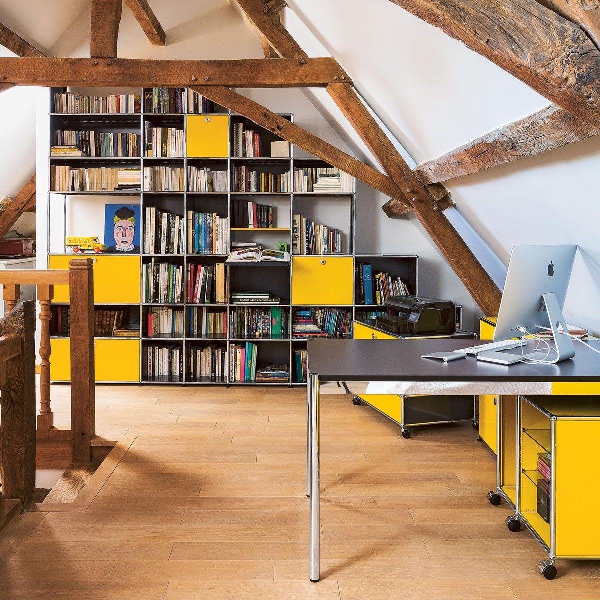 usm table 150x75cm usm haller. Black Bedroom Furniture Sets. Home Design Ideas