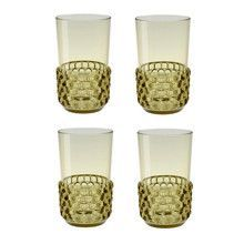 Kartell - Jellies Family Cocktail Glass Set Of 4