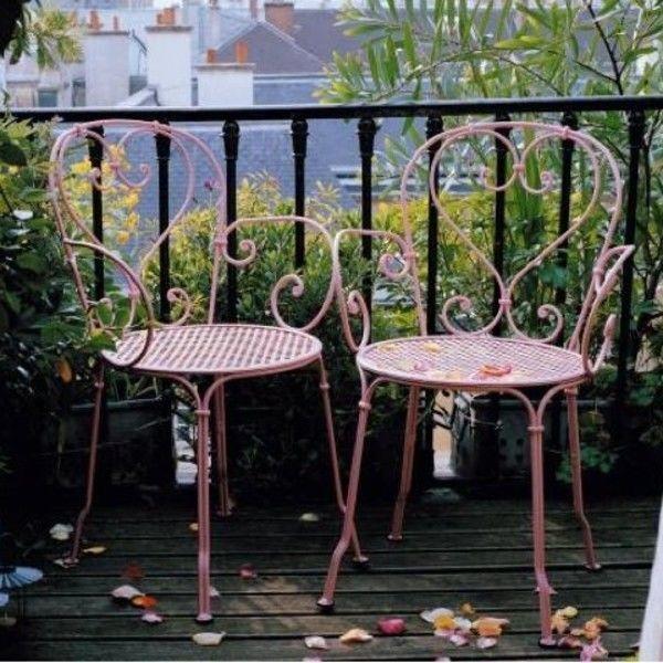 Gartenmobel Polyrattan Dedon : 1900 Gartenstuhl  Fermob  AmbienteDirectcom