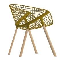 Alias - Kobi Chair Armlehnenstuhl Füße in Eiche