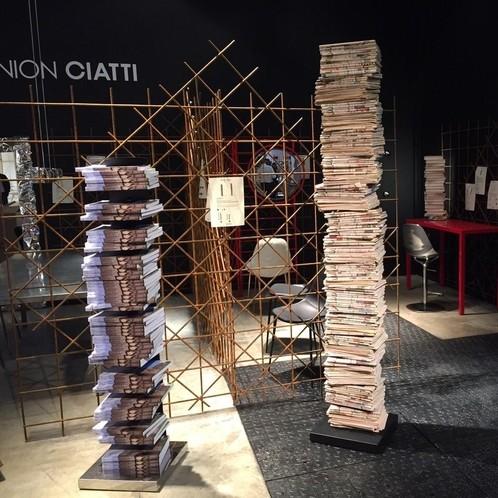 Opinion Ciatti - Ptolomeo Art 160 Büchersäule