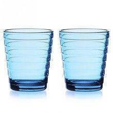 iittala - Aino Aalto Glass Set of 2