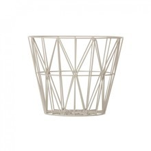 ferm LIVING - Wire - Corbeille/panier