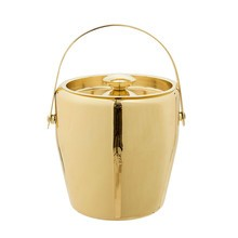 Bloomingville - Golden Times Ice Bucket Gold