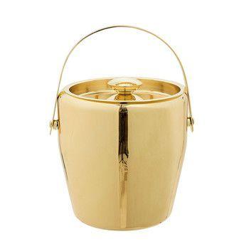 Bloomingville - Golden Times Eiskübel gold -