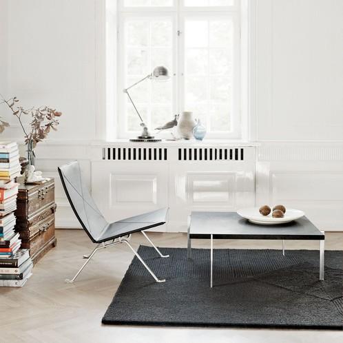 Fritz Hansen - PK22™ Poul Kjaerholm - Loungesessel