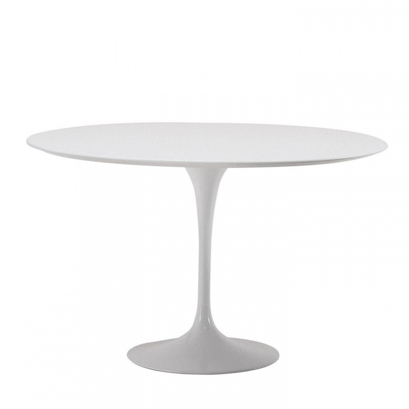 Knoll International Saarinen Table O120cm Ambientedirect