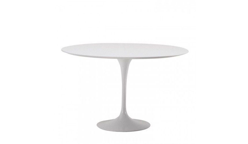 saarinen tisch Ø120cm | knoll international | ambientedirect, Esszimmer dekoo