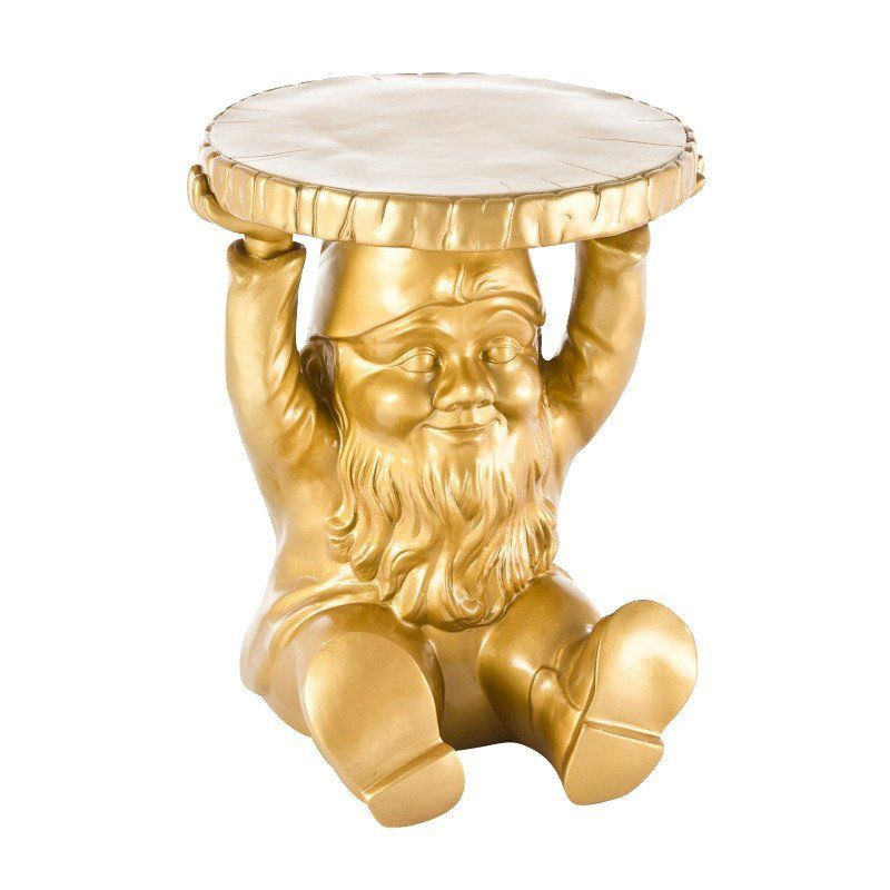 Kartell Gnomes - Table d\'appoint nain | AmbienteDirect