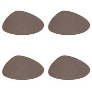 Hey-Sign - Set de 4 sets de table Stone 44x38cm