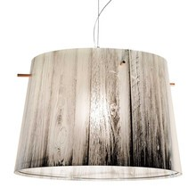 Slamp - Woody Suspension Lamp