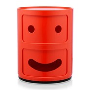 Kartell - Componibili Smile Container