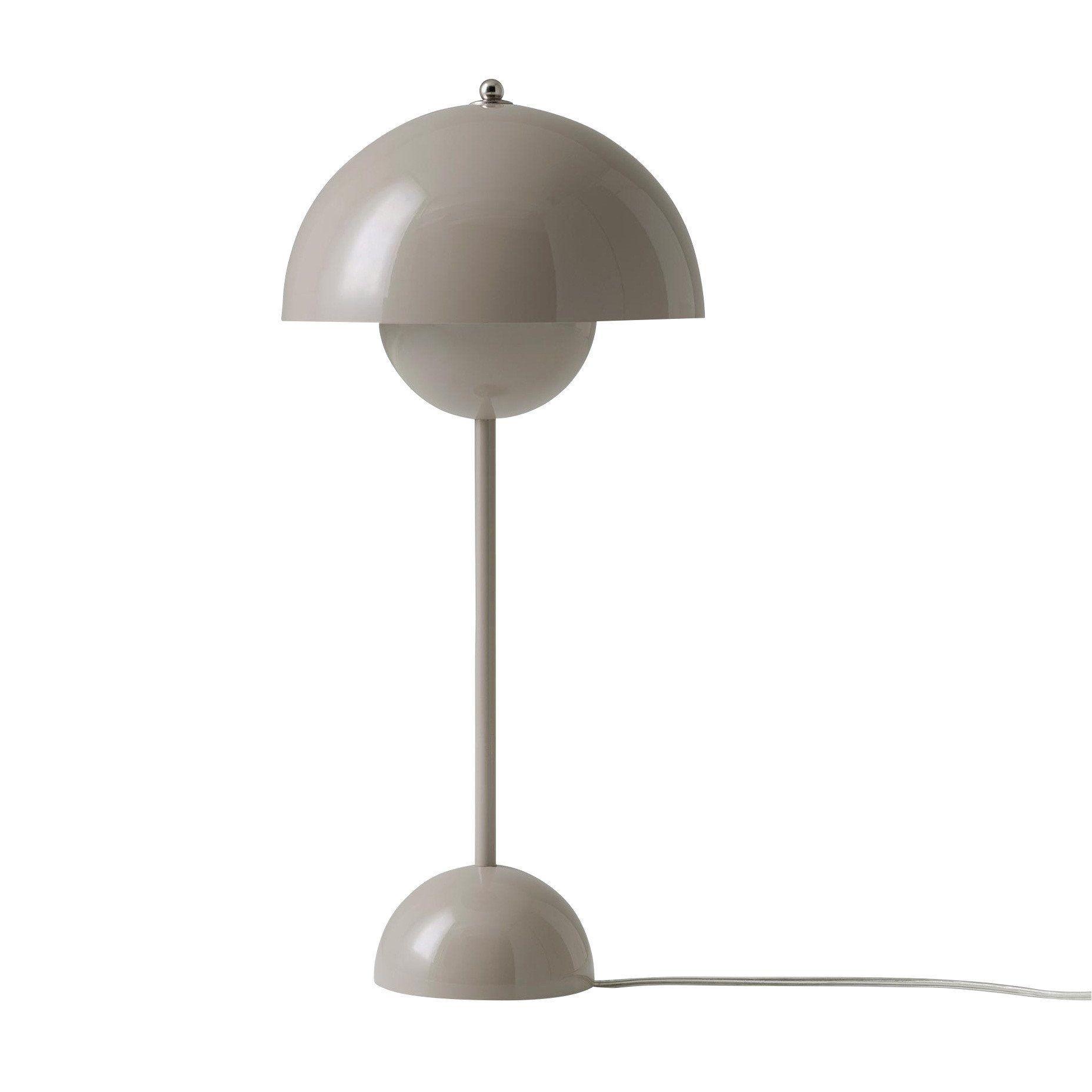 flower pot vp3 lampe de table tradition. Black Bedroom Furniture Sets. Home Design Ideas