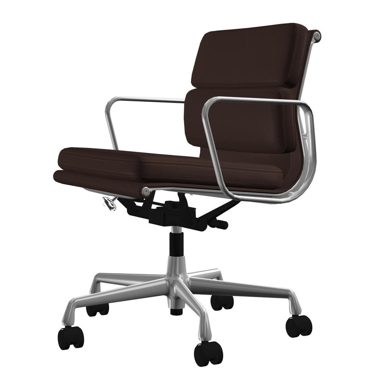 vitra ea 217 soft pad eames alu chair b rostuhl. Black Bedroom Furniture Sets. Home Design Ideas