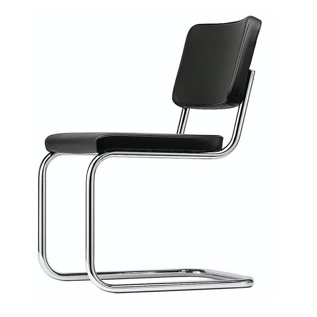 Thonet s 32 cantilever chair thonet novelties for Marcel breuer stuhl nachbau
