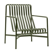 HAY - Palissade Garden Lounge Chair High