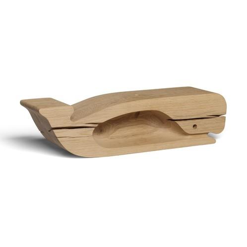 e15 - e15 AC20 Moby Holzfigur